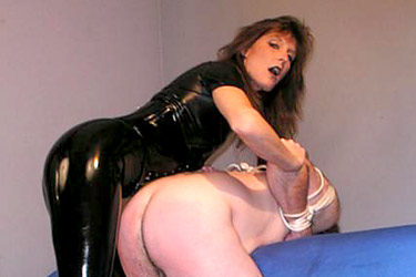 Strenge BDSM Domina